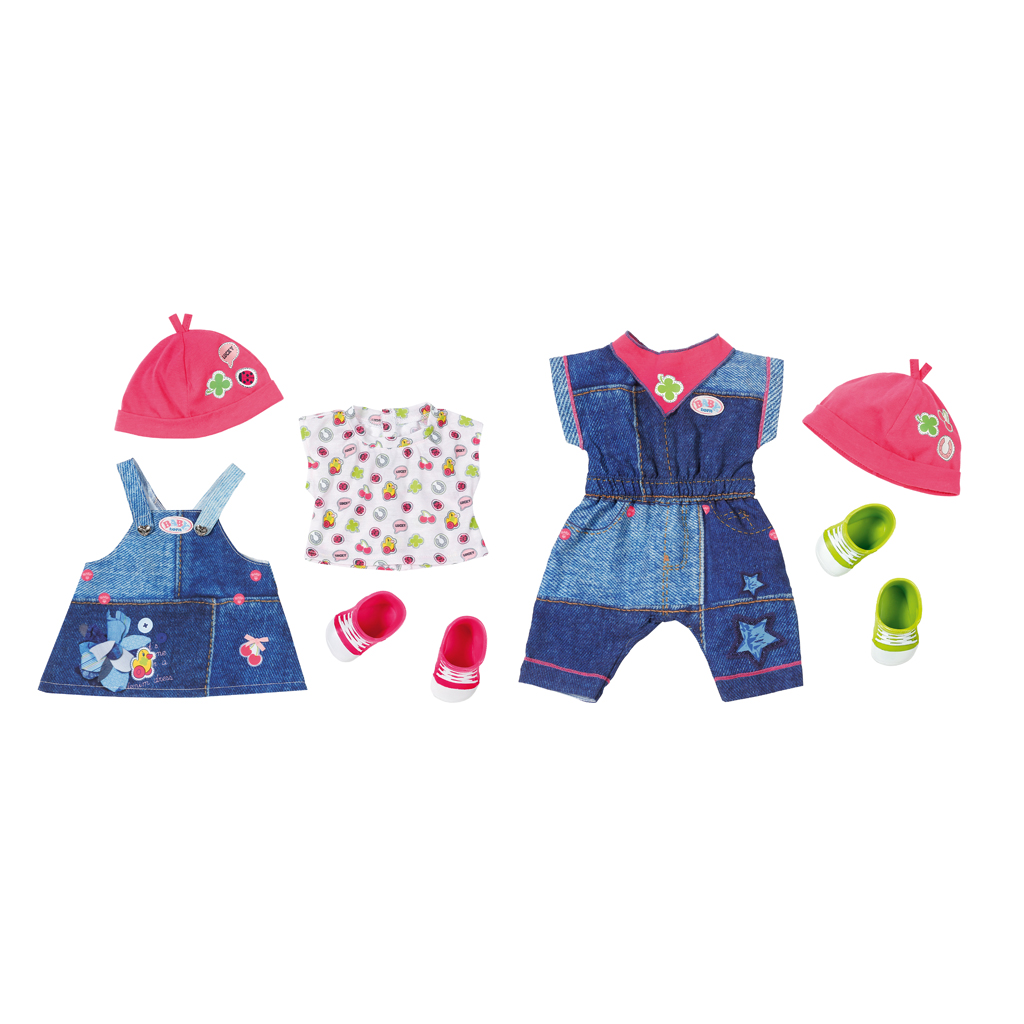 Afbeelding van Baby Bon Deluxe Jeans Collection Assorti