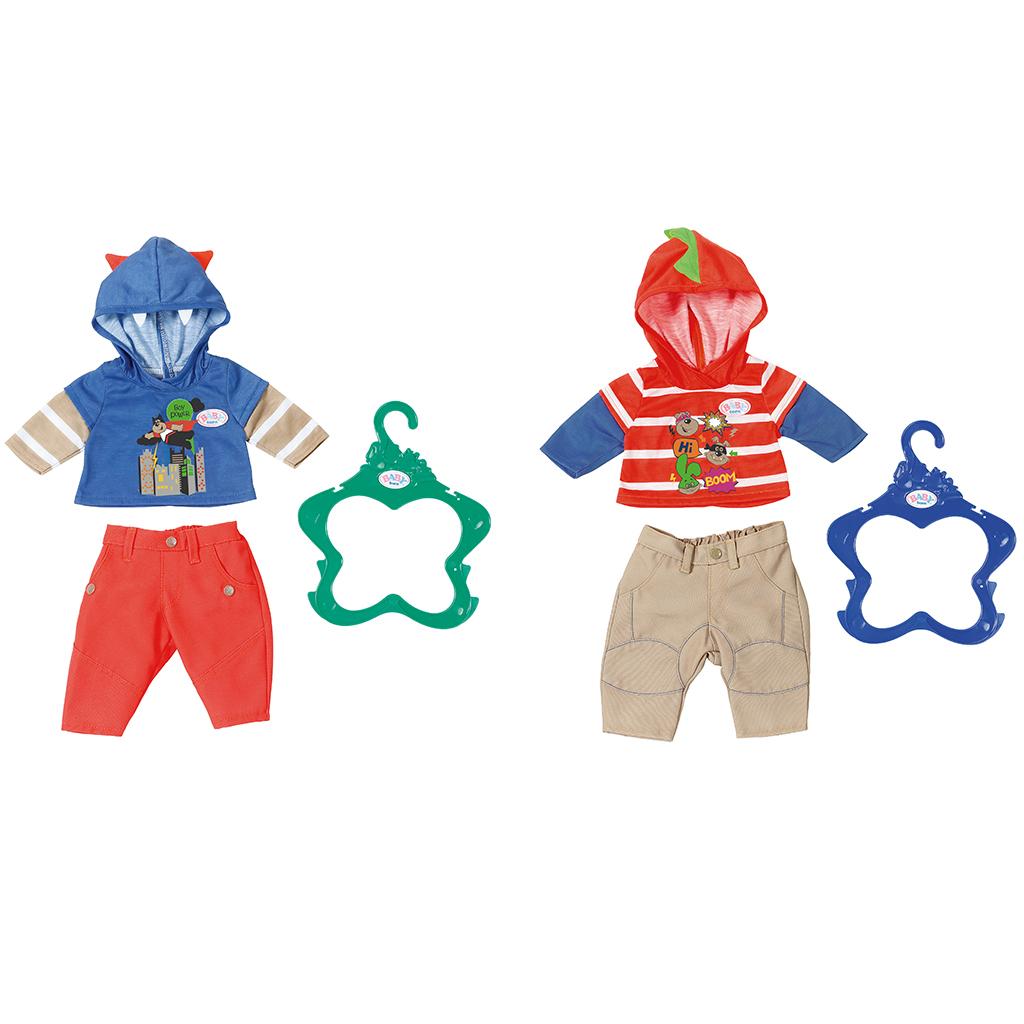 Afbeelding van Baby Born Boys Collection Assorti