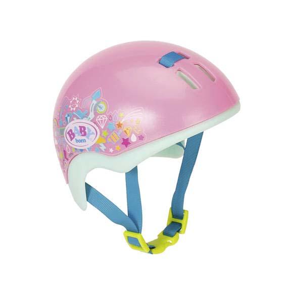 Afbeelding van Baby born Play & Fun Biker Helmet