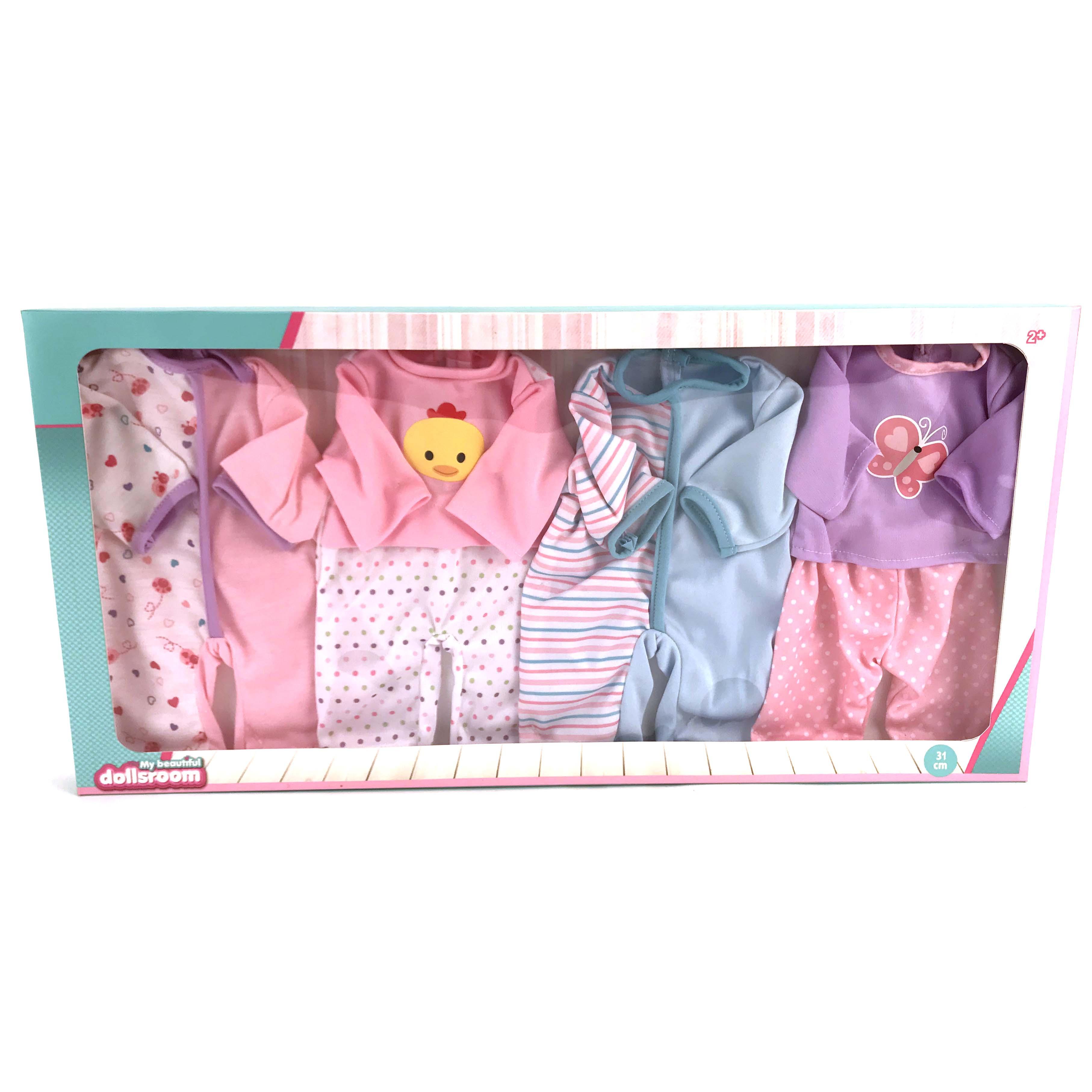 Afbeelding van Poppenkleding Dolls Room 41 Cm