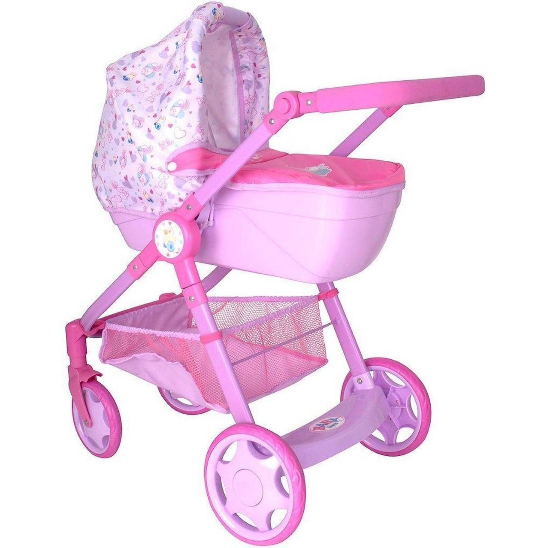 Afbeelding van Baby Born Poppenwagen Met Tas