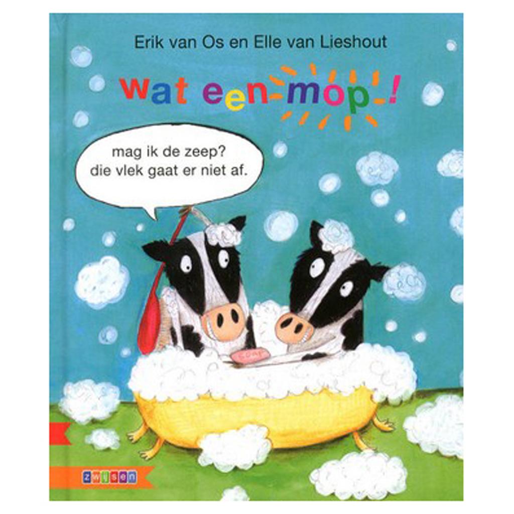 Afbeelding van Boek AVI M3-E3 Wat Een Mop!