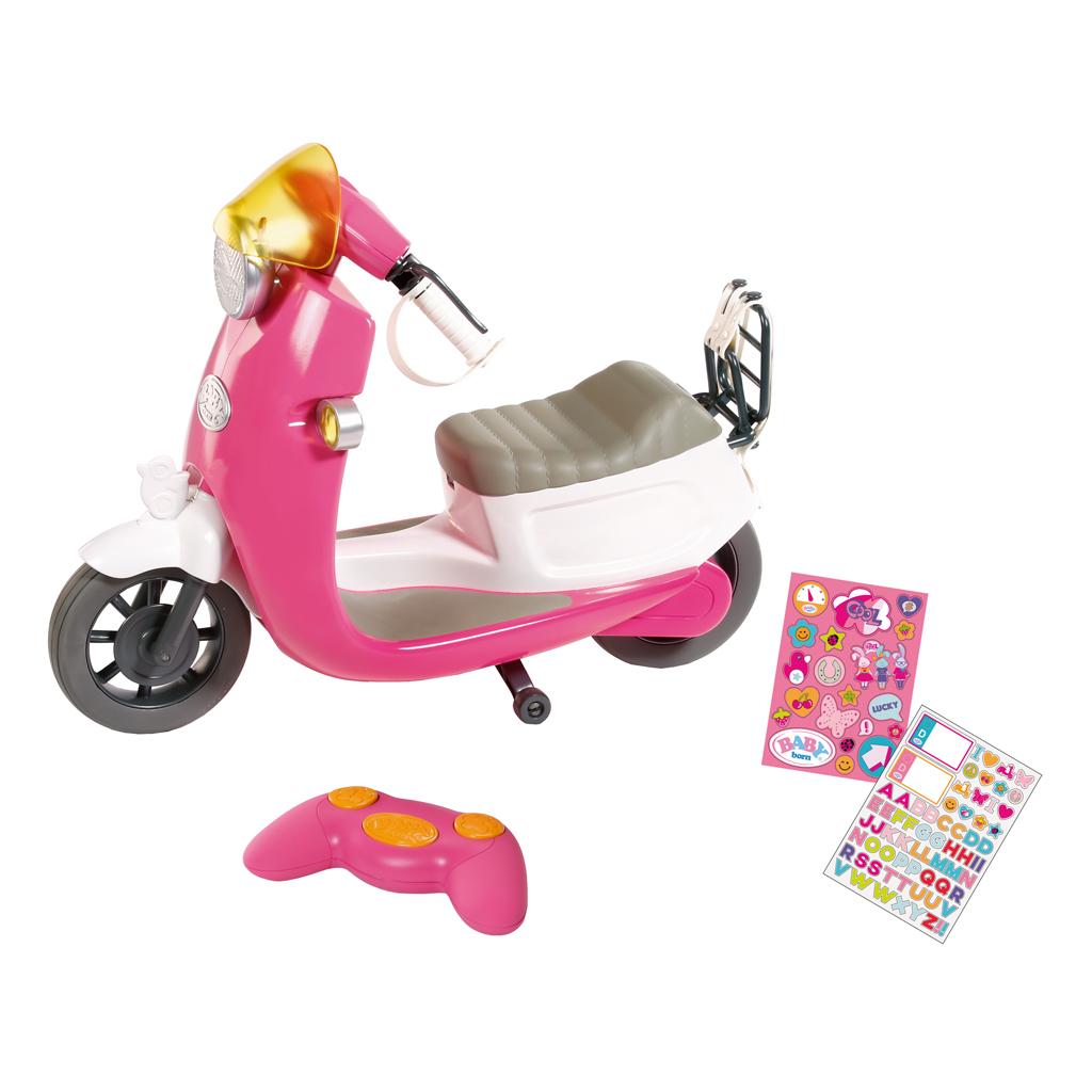 Afbeelding van Baby Born City Scooter