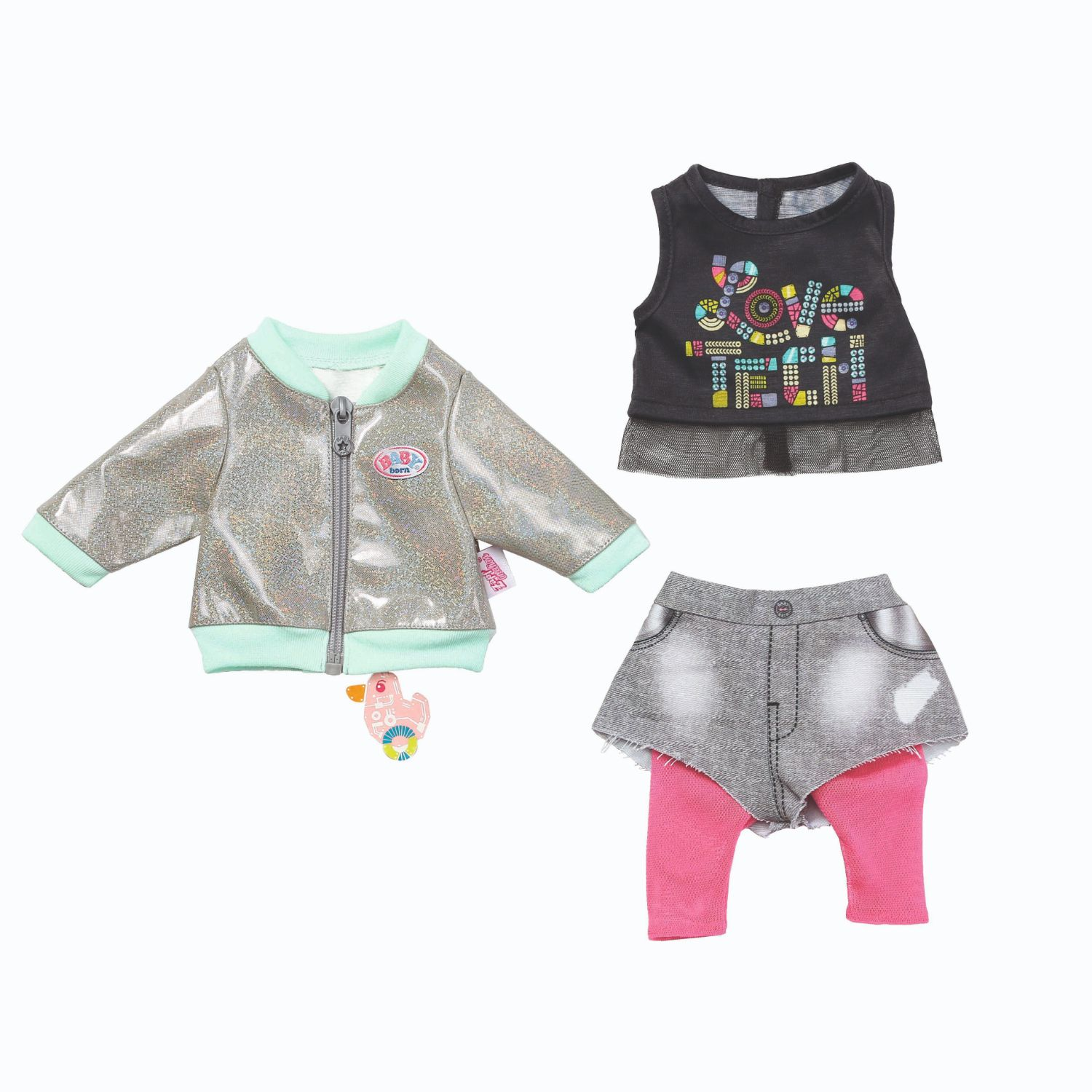 Afbeelding van Baby Born City Outfit