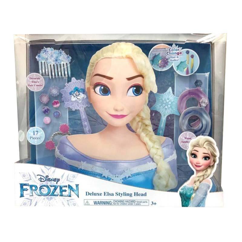 Afbeelding van Frozen 2 Kapkop Elsa