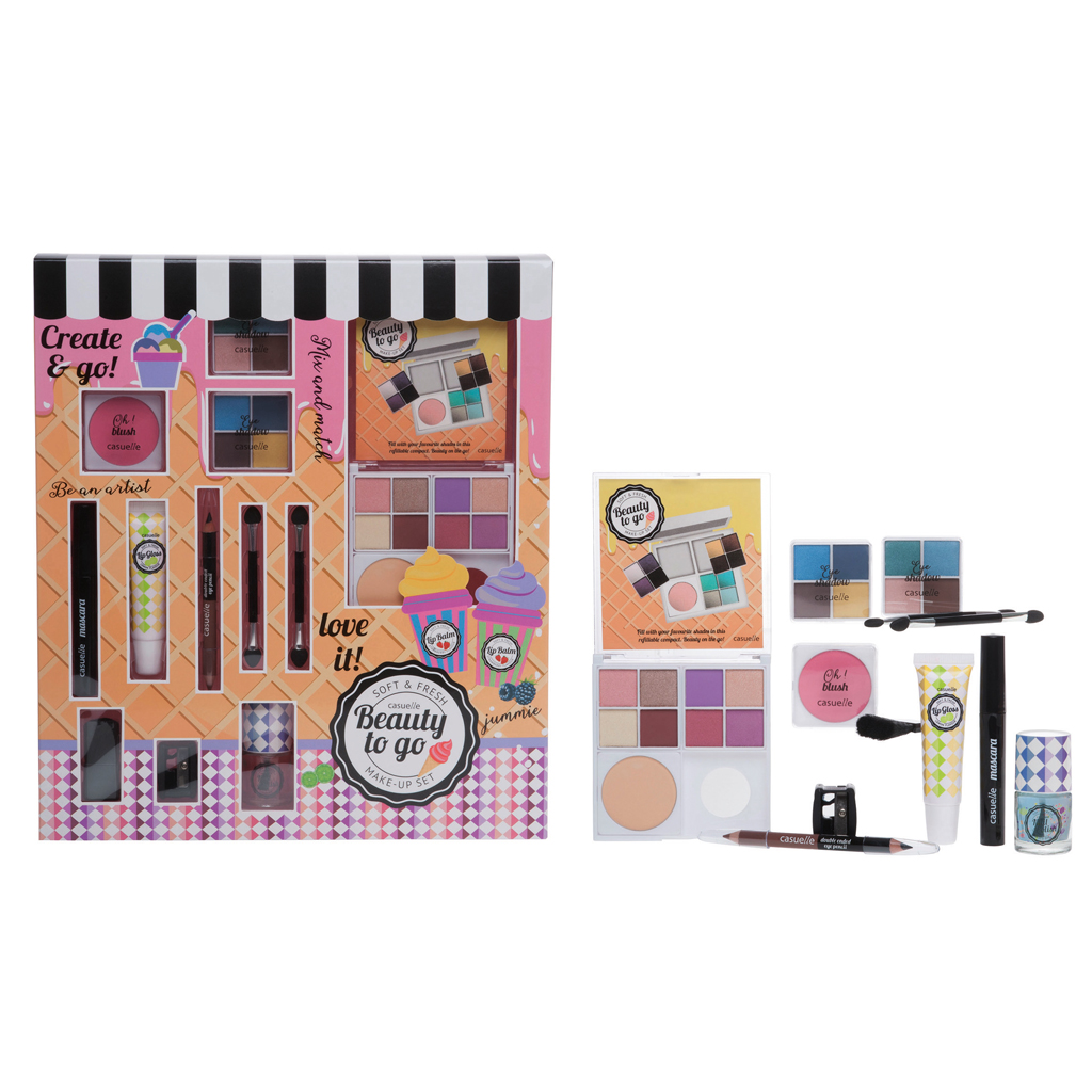 Afbeelding van Casuelle Make-up Set Ice Cream Groot
