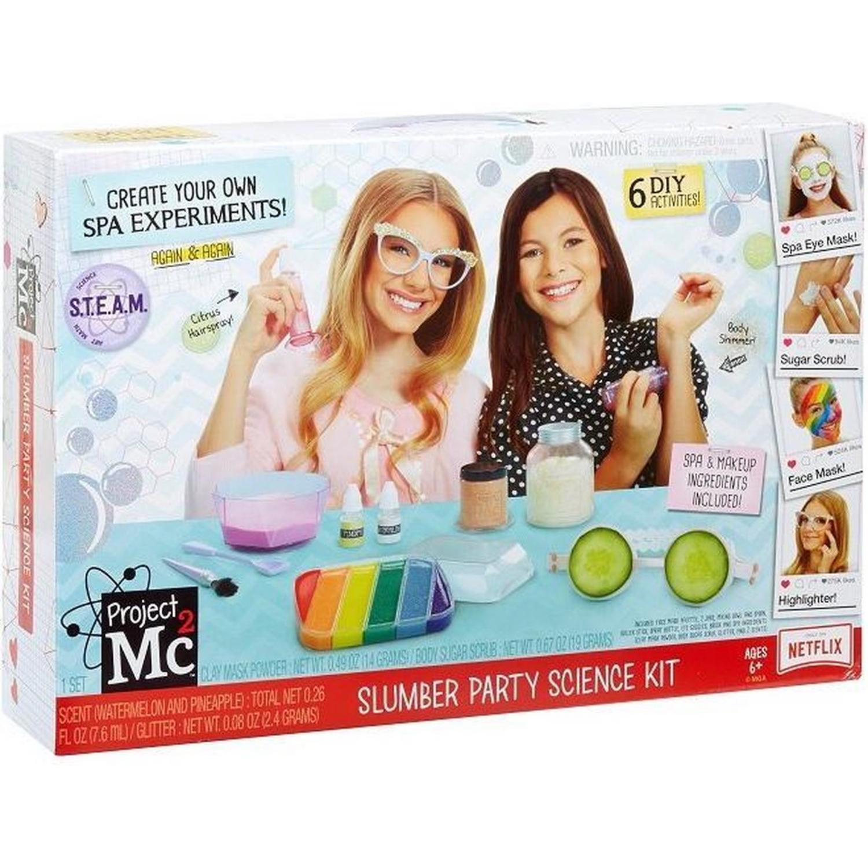 Afbeelding van Project MC2 Slumber Party Science Kit