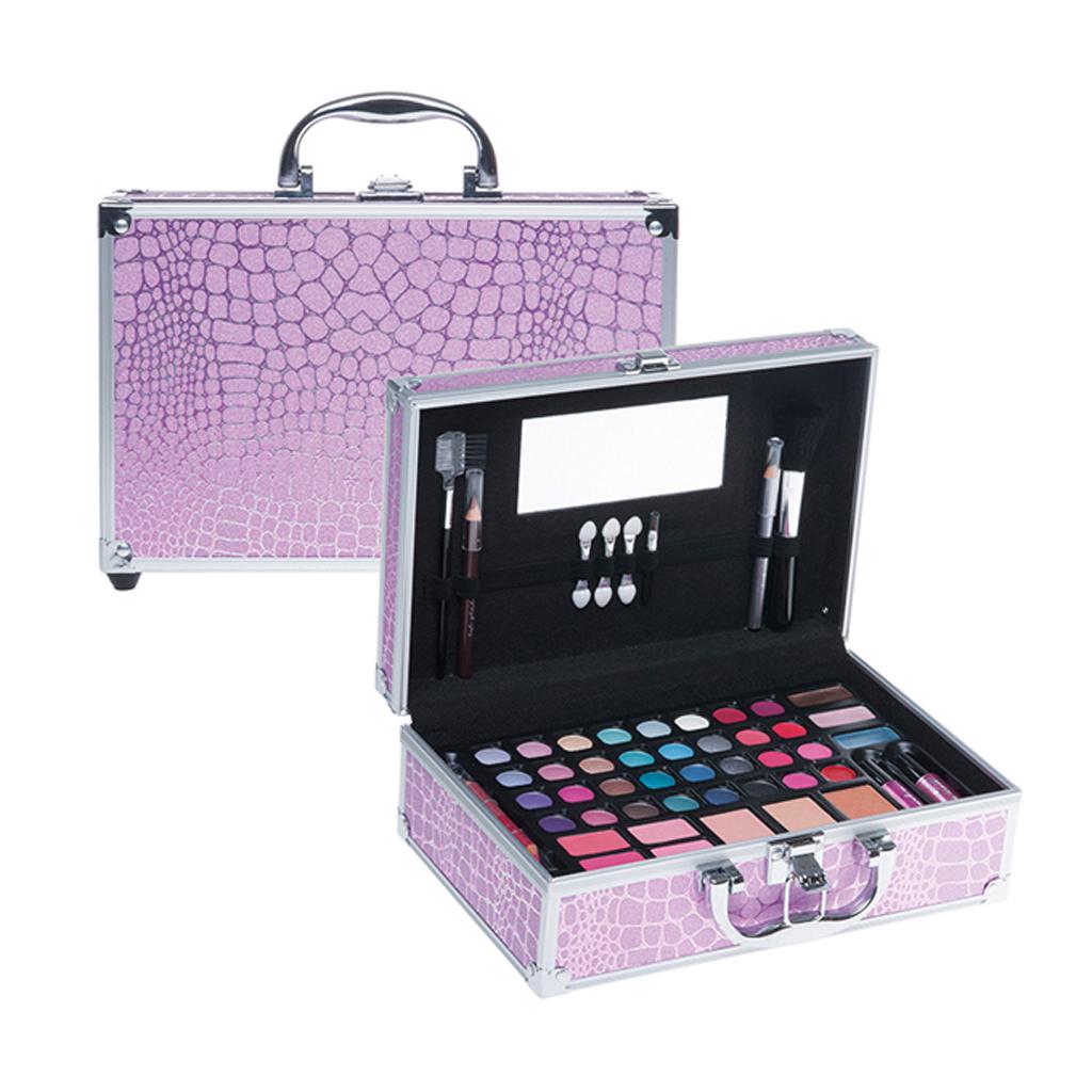 Afbeelding van Casuelle Make-Up Koffer Roze