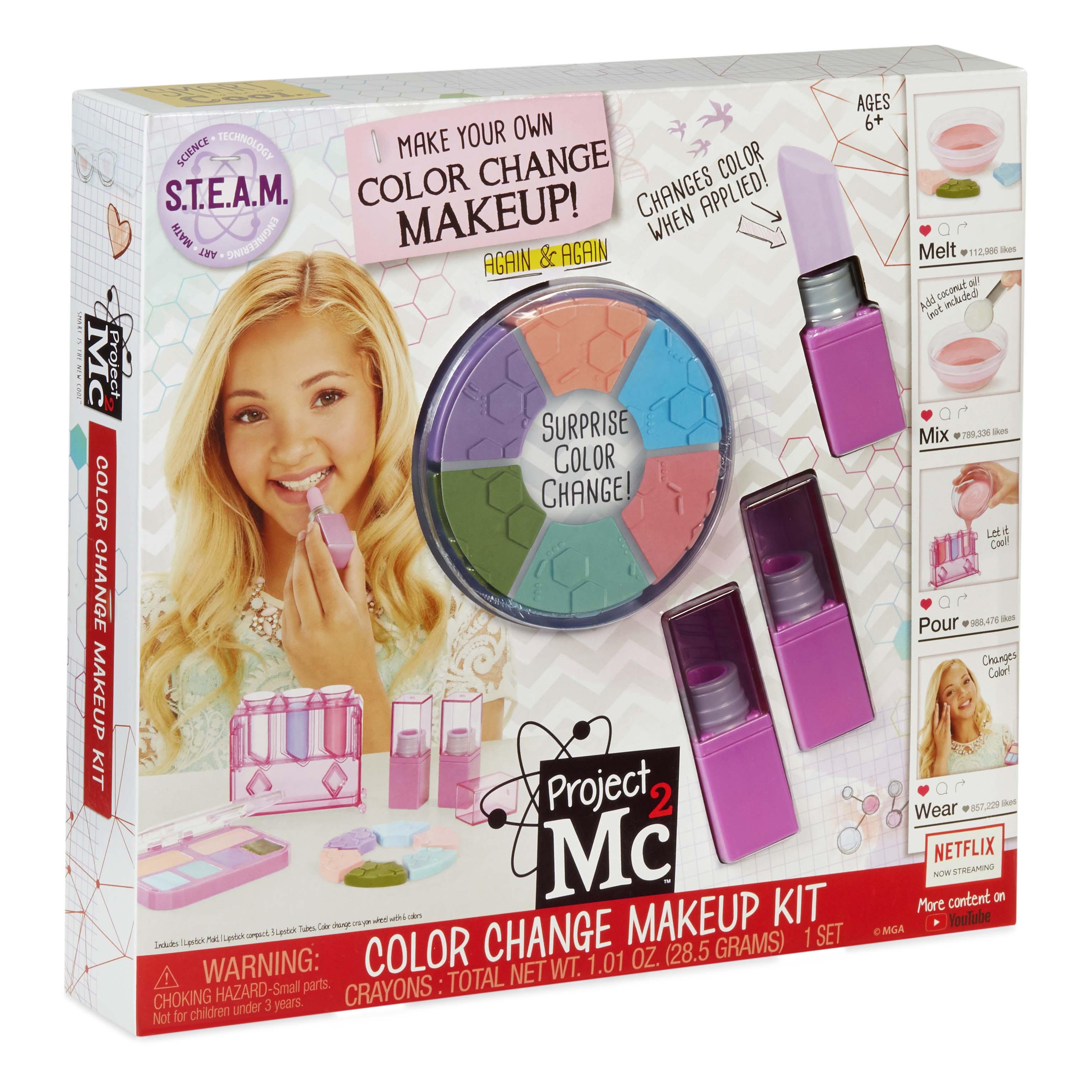 Afbeelding van Project MC2 Color Change Make Up Kit