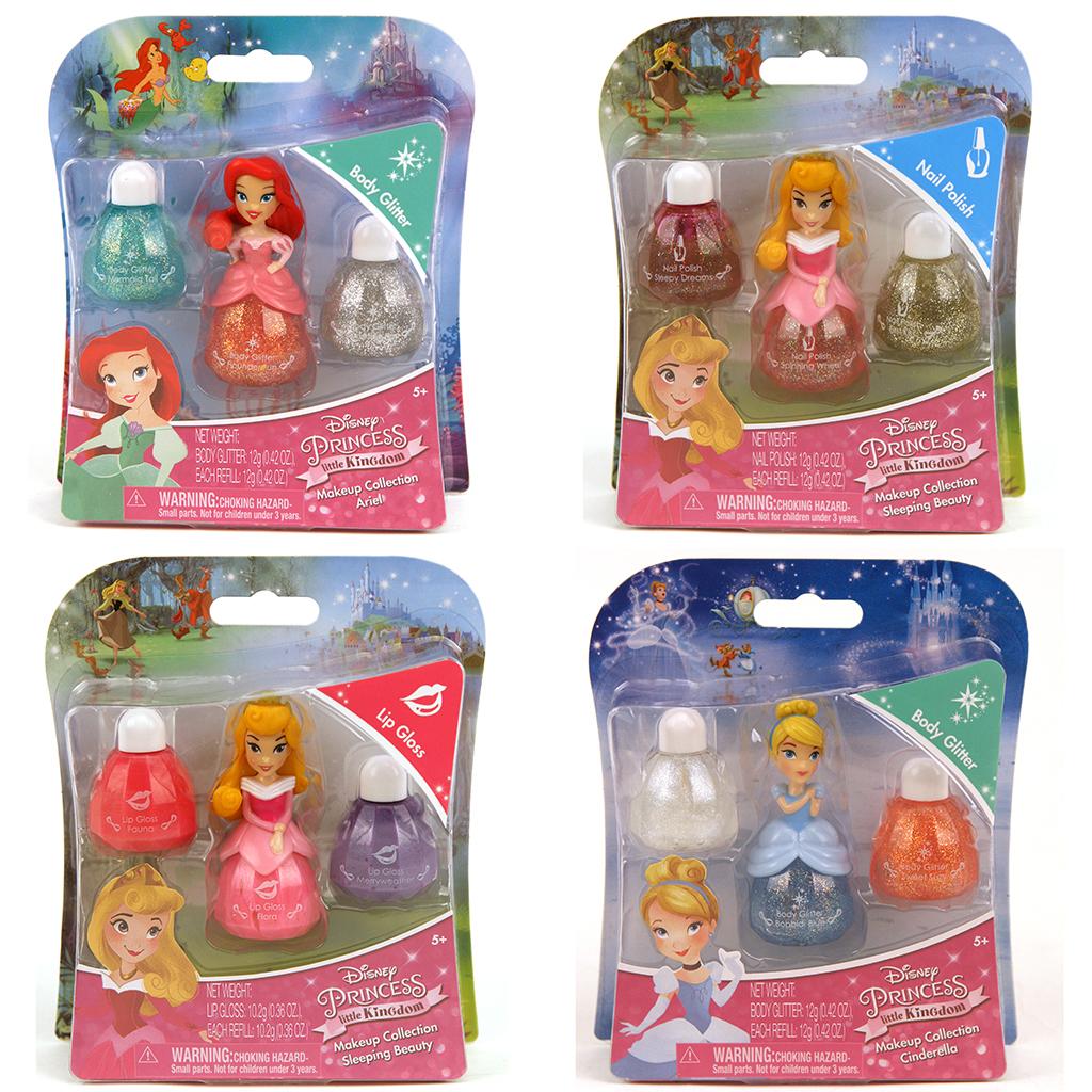 Afbeelding van Disney Princess Make Up Set Assorti