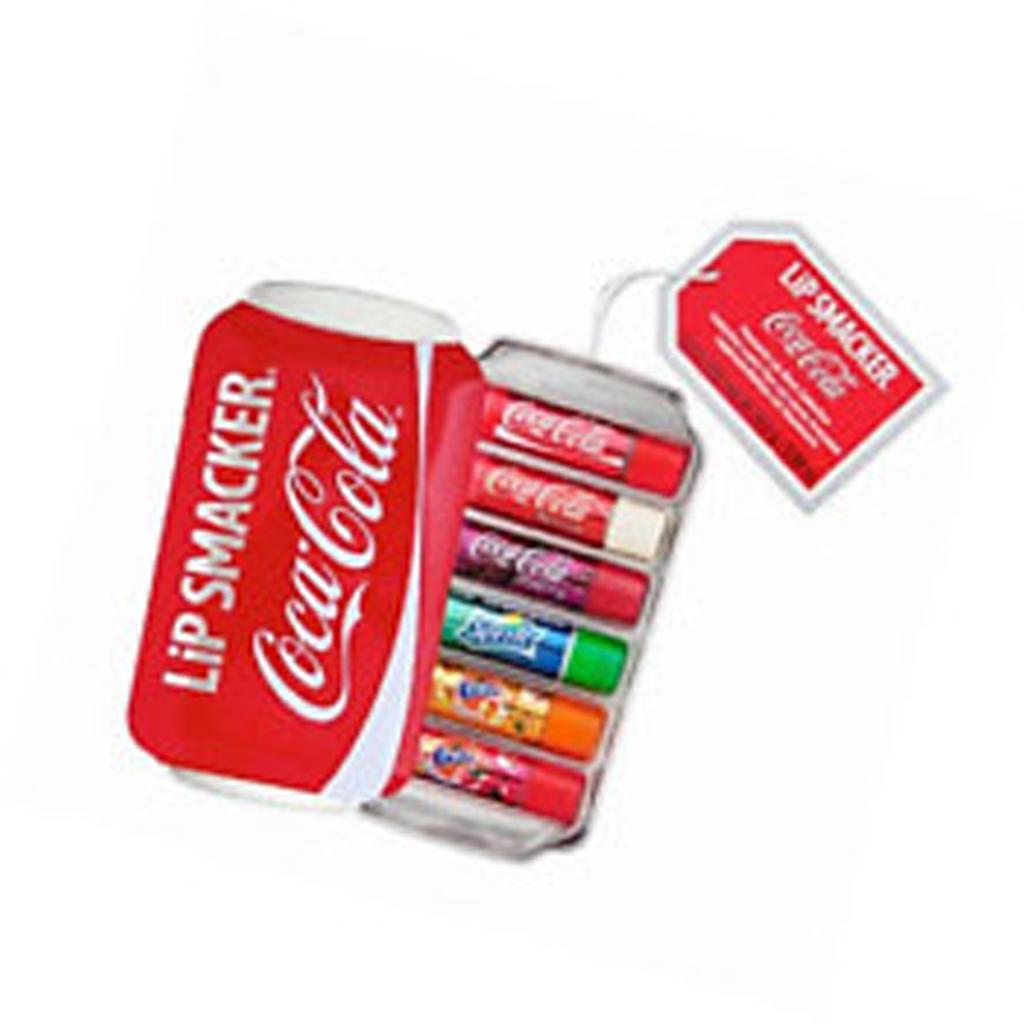 Afbeelding van Lip Smacker Lipbalm In Coca Cola Blikje 6 Smaken