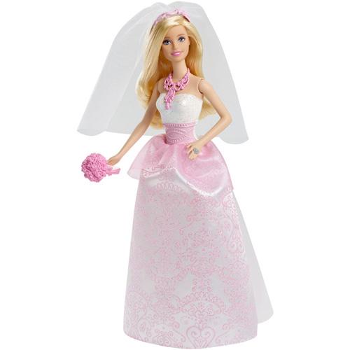 Afbeelding van Barbie Bruid
