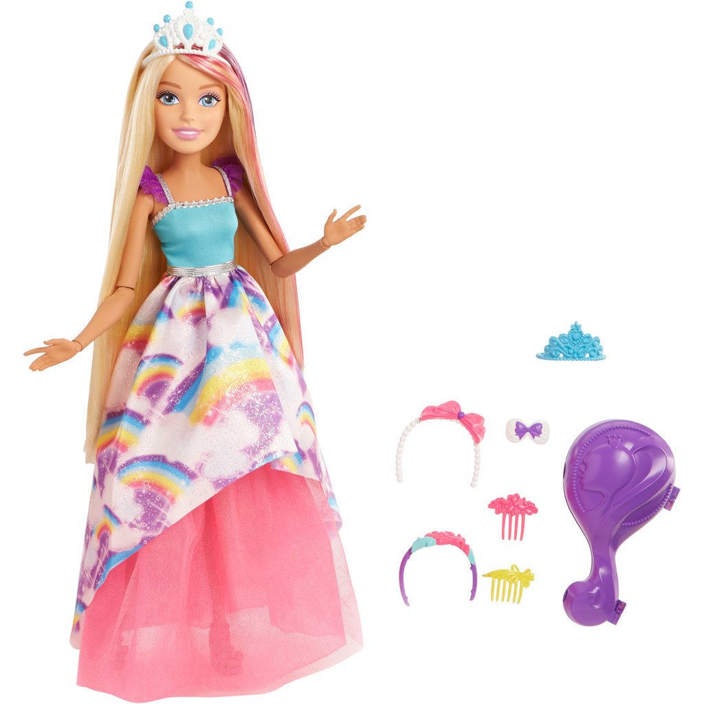Afbeelding van Barbie Dreamtopia Pop 43 Cm
