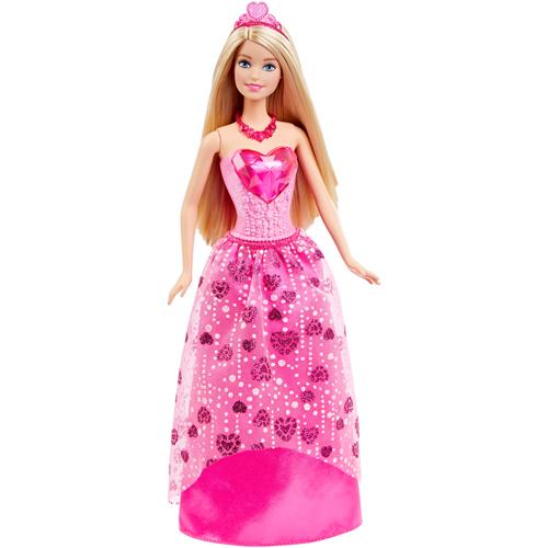 Afbeelding van Barbie Fairytale Prinses Gem