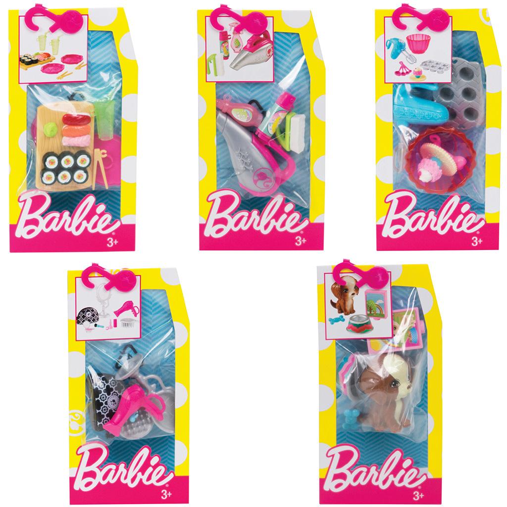 Afbeelding van Barbie Accessoires Pack Assorti