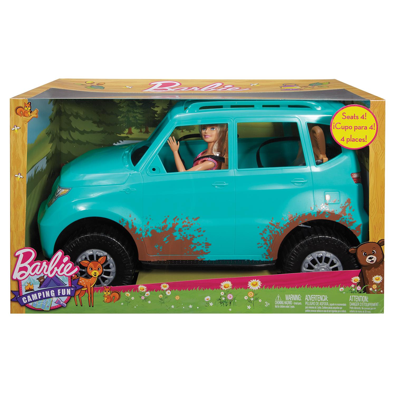 Afbeelding van Barbie Camping Fun
