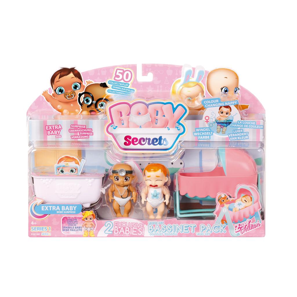Afbeelding van Baby Secrets Wieg Pakket