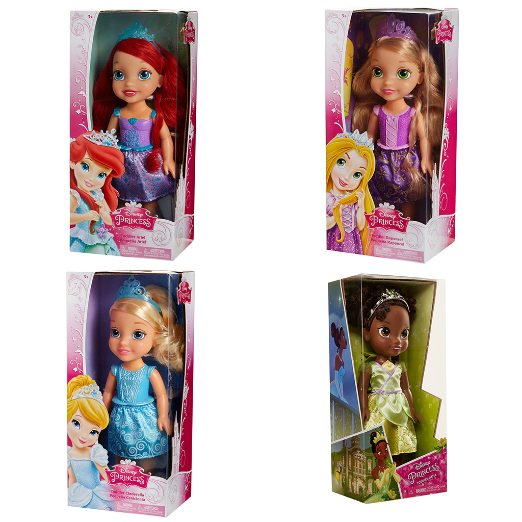 Afbeelding van Disney Princess Value Assorti