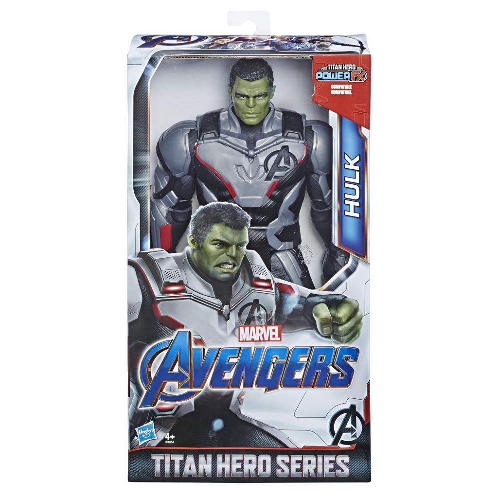 Afbeelding van Avengers Titan Hero Deluxe Hulk