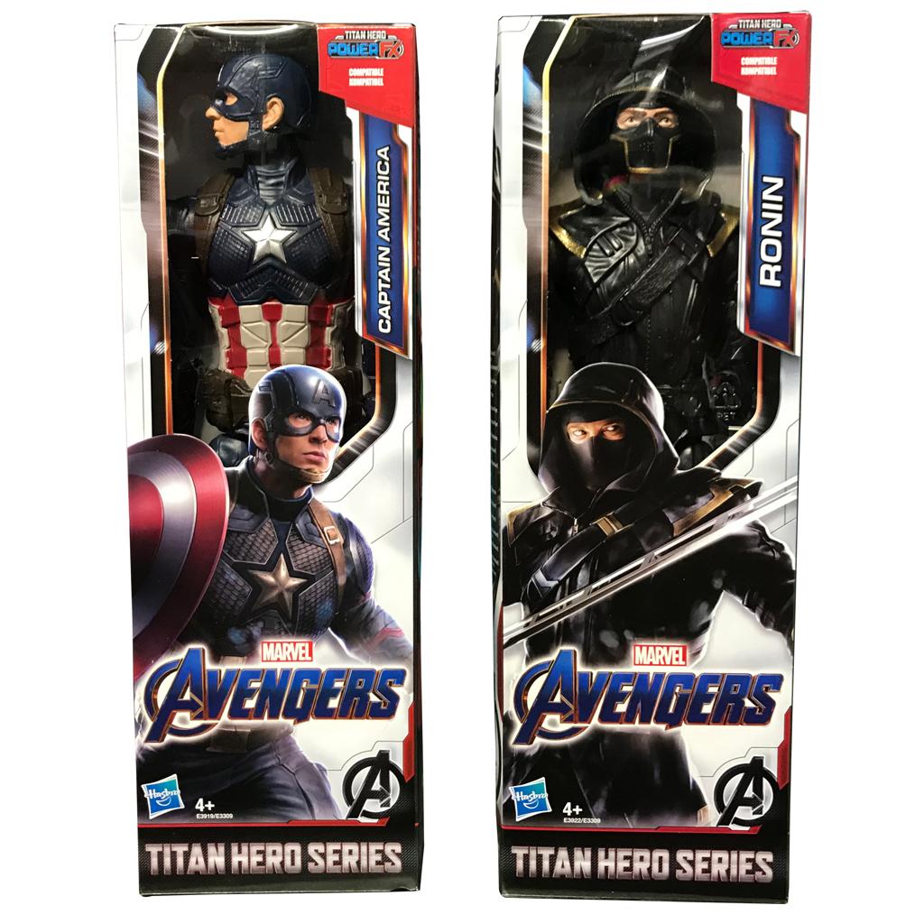 Afbeelding van Avengers Titan Hero Movie Assortiment A