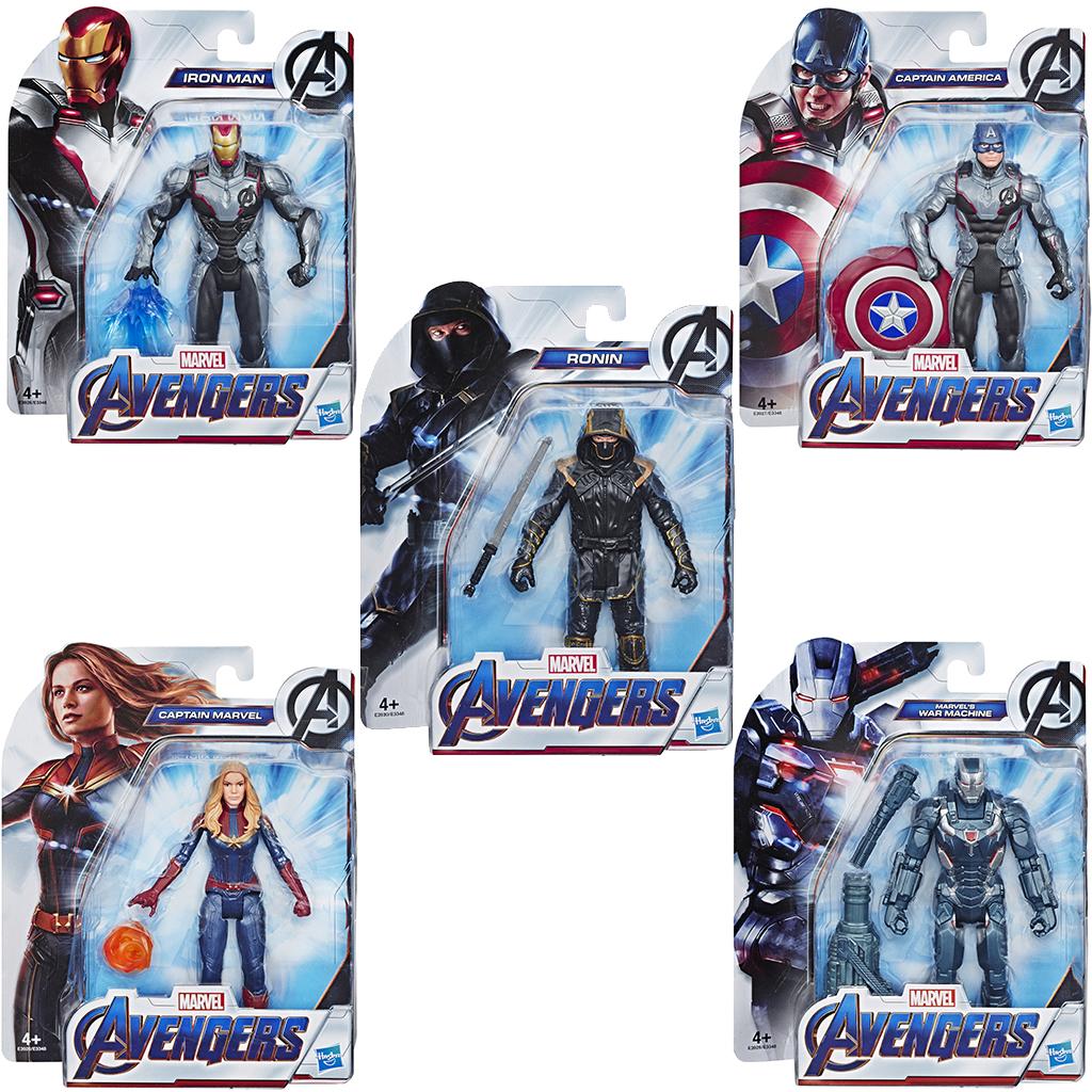 Afbeelding van Avengers 15cm Movie Figuren