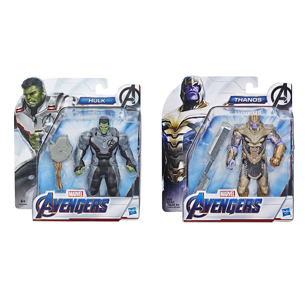 Afbeelding van Avengers 15cm Deluxe Movie Figuren Assortiment