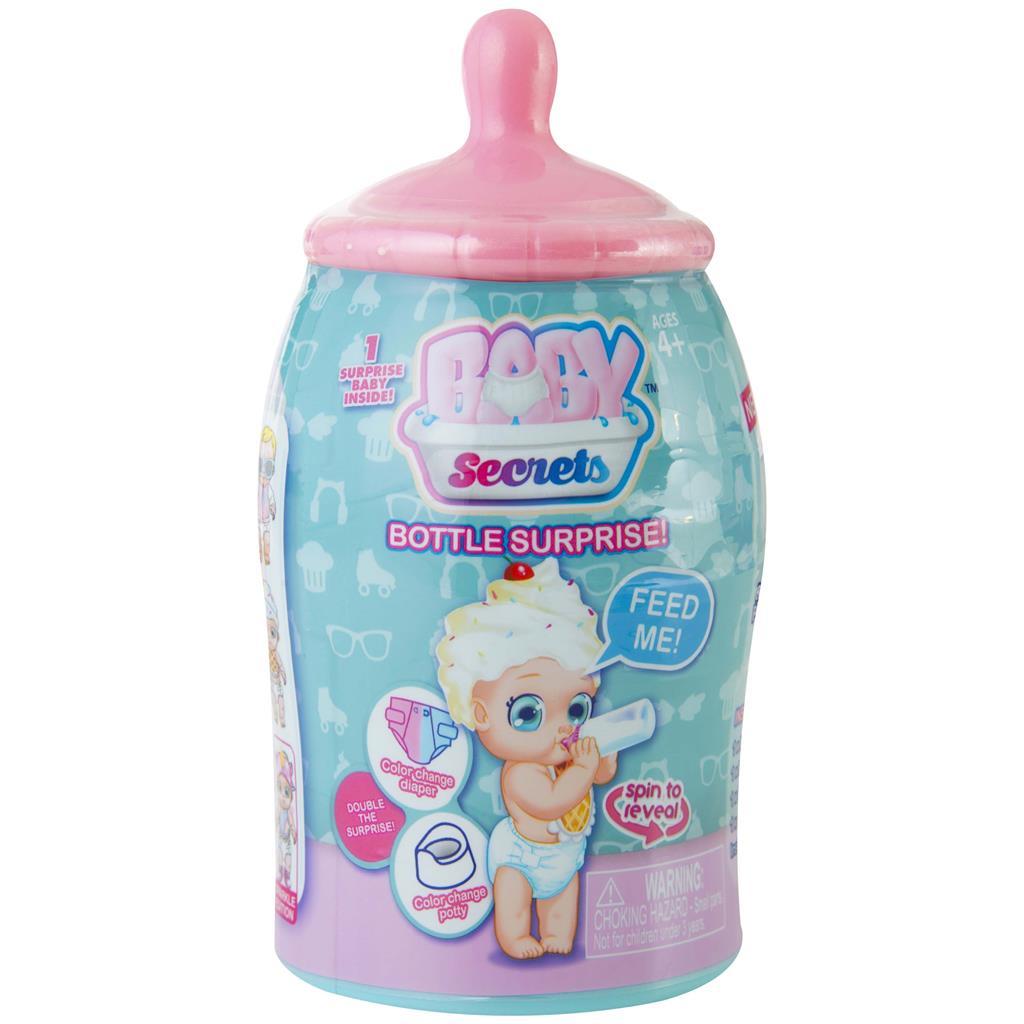 Afbeelding van Baby Secrets Bottle Surprise Assorti