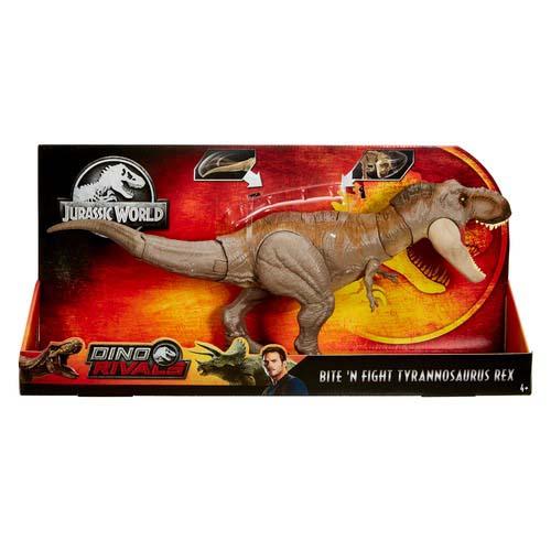 Afbeelding van Jurassic World Bijt & Vecht T-Rex