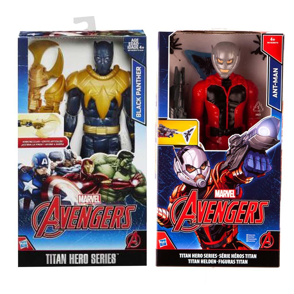 Afbeelding van Avengers 30 Cm Hero & Uitrusting Assorti
