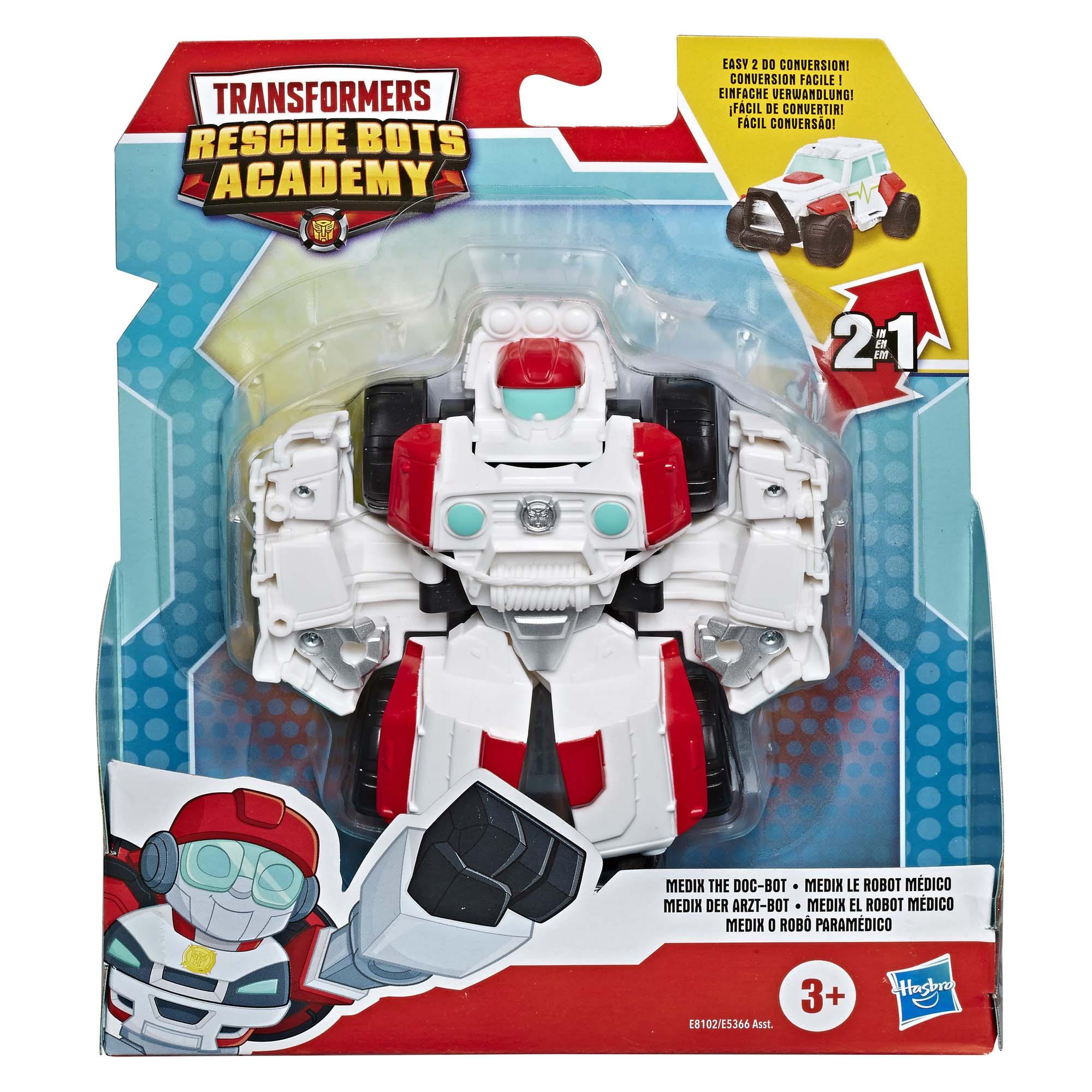 Afbeelding van Actiefiguur Playskool Heroes Transformers Rescue Bots