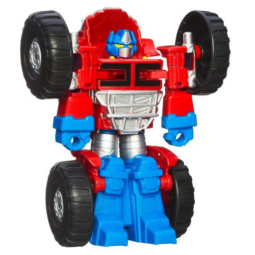 Afbeelding van Actiefiguur Playskool Heroes Transformers Rescue B
