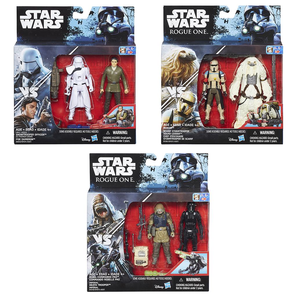 Afbeelding van Actiefiguur Star Wars R1 Deluxe Assortiment