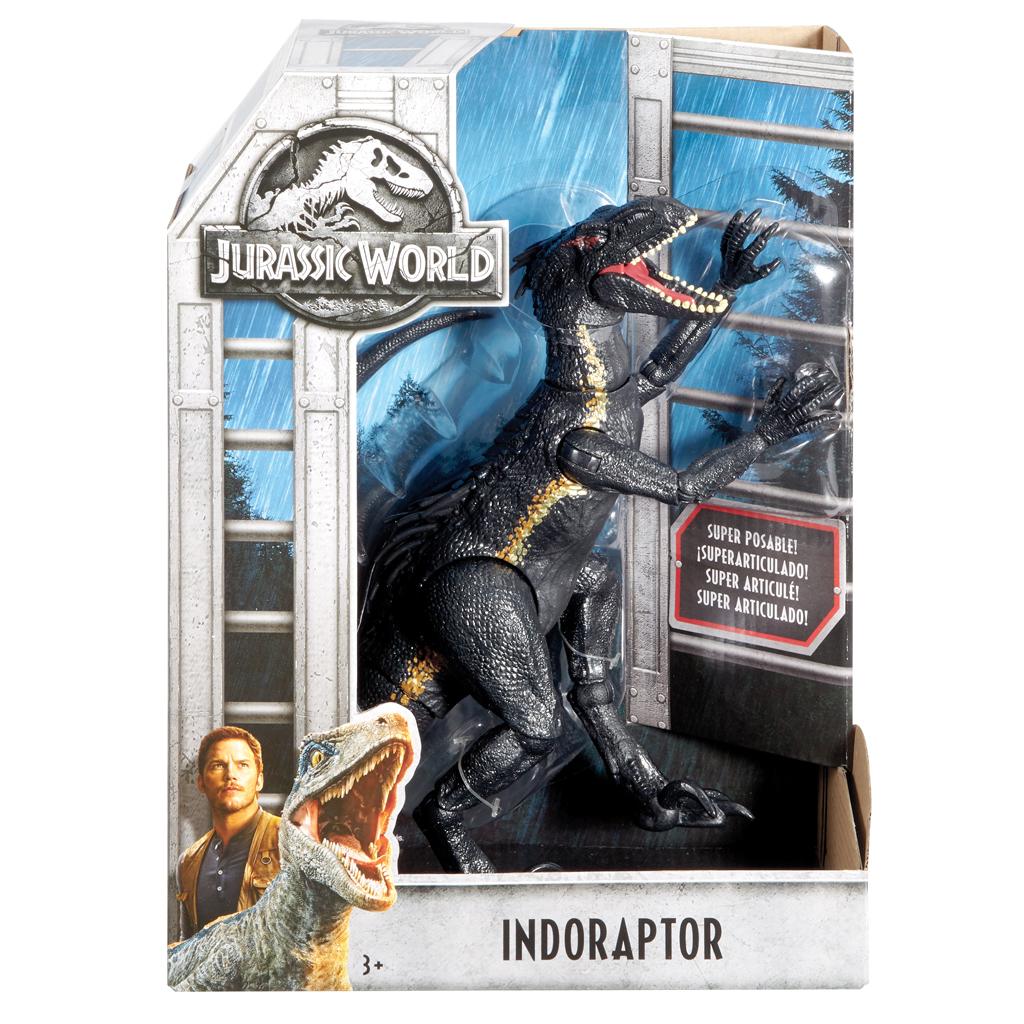 Afbeelding van Jurassic World Villain Dino Indoraptor