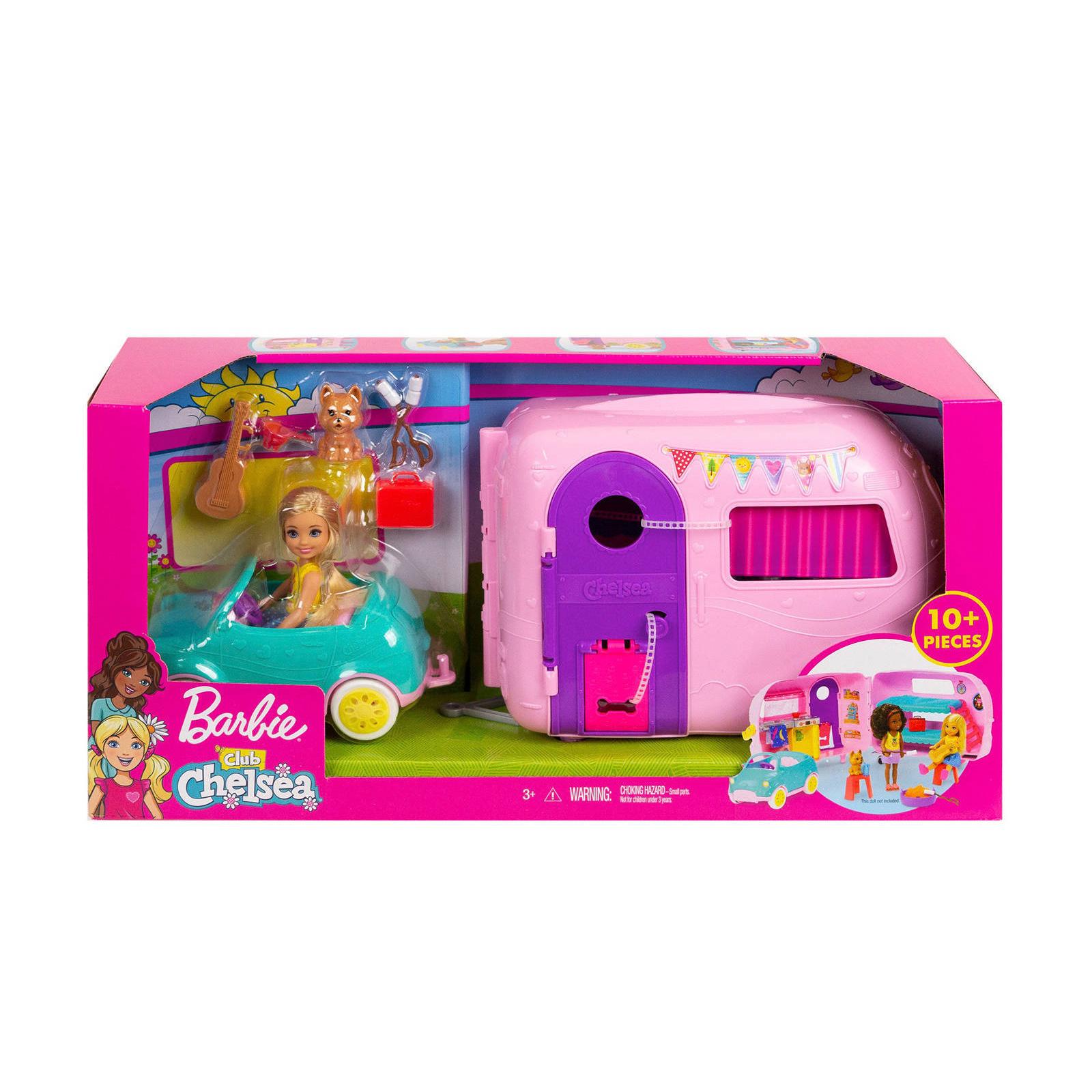 Afbeelding van Barbie Chelsea Camper