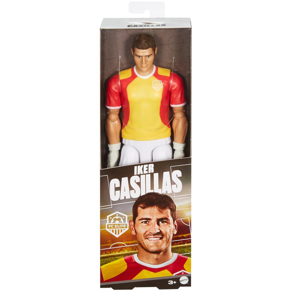 Afbeelding van Actiefiguur FC Elite Iker Casillas