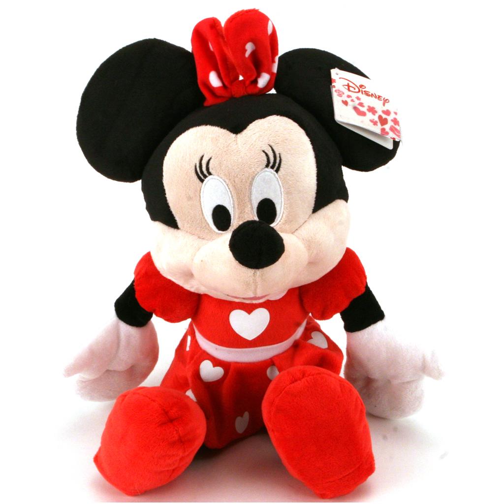 Afbeelding van Disney Plush Minnie Mouse