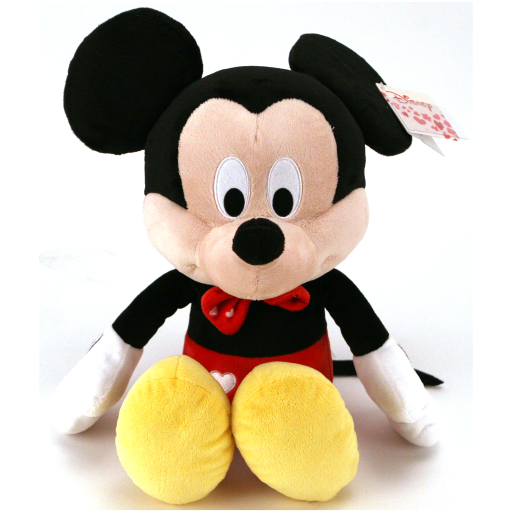 Afbeelding van Disney Plush Mickey Mouse