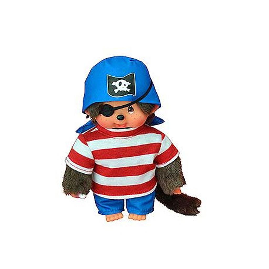 Afbeelding van Monchhichi 20 Cm Piraat