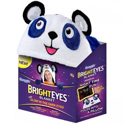 Afbeelding van Bright Eyes Blanket Precious Panda