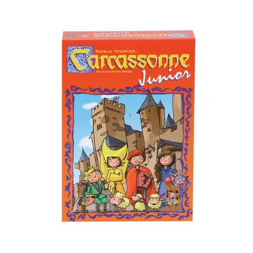 Afbeelding van Spel Carcassonne Junior