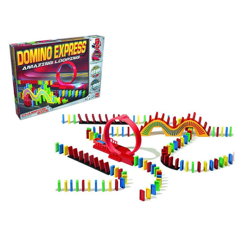 Afbeelding van Domino Express Amazing Looping 2016