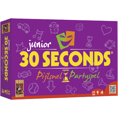 Afbeelding van Spel 30 Seconds Junior
