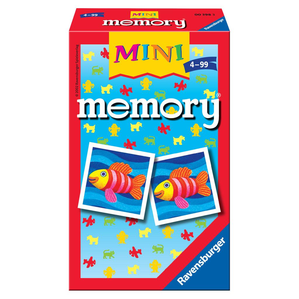 Afbeelding van Spel Mini Memory