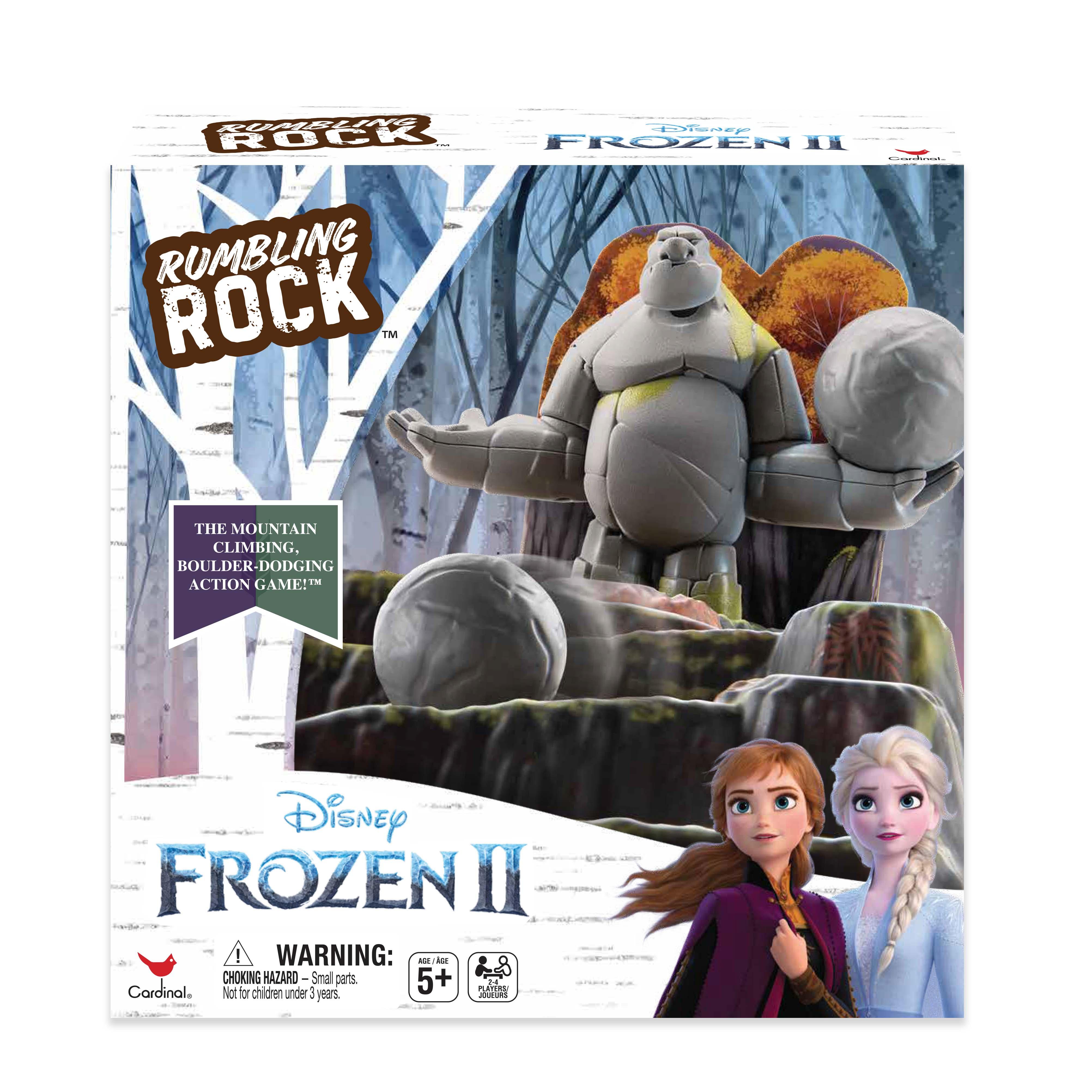 Afbeelding van Frozen 2 Earth Giant Rumble Game