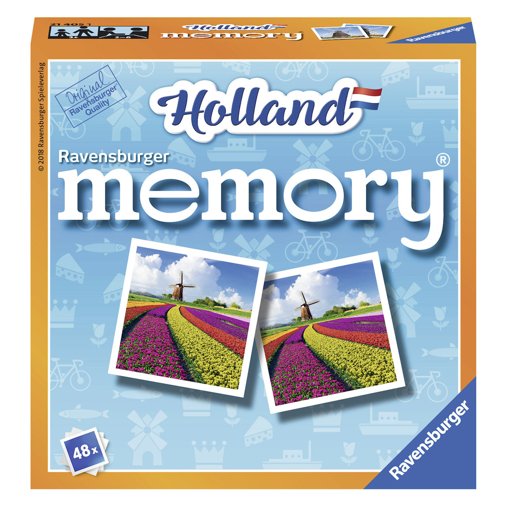 Afbeelding van Memory Mini Holland