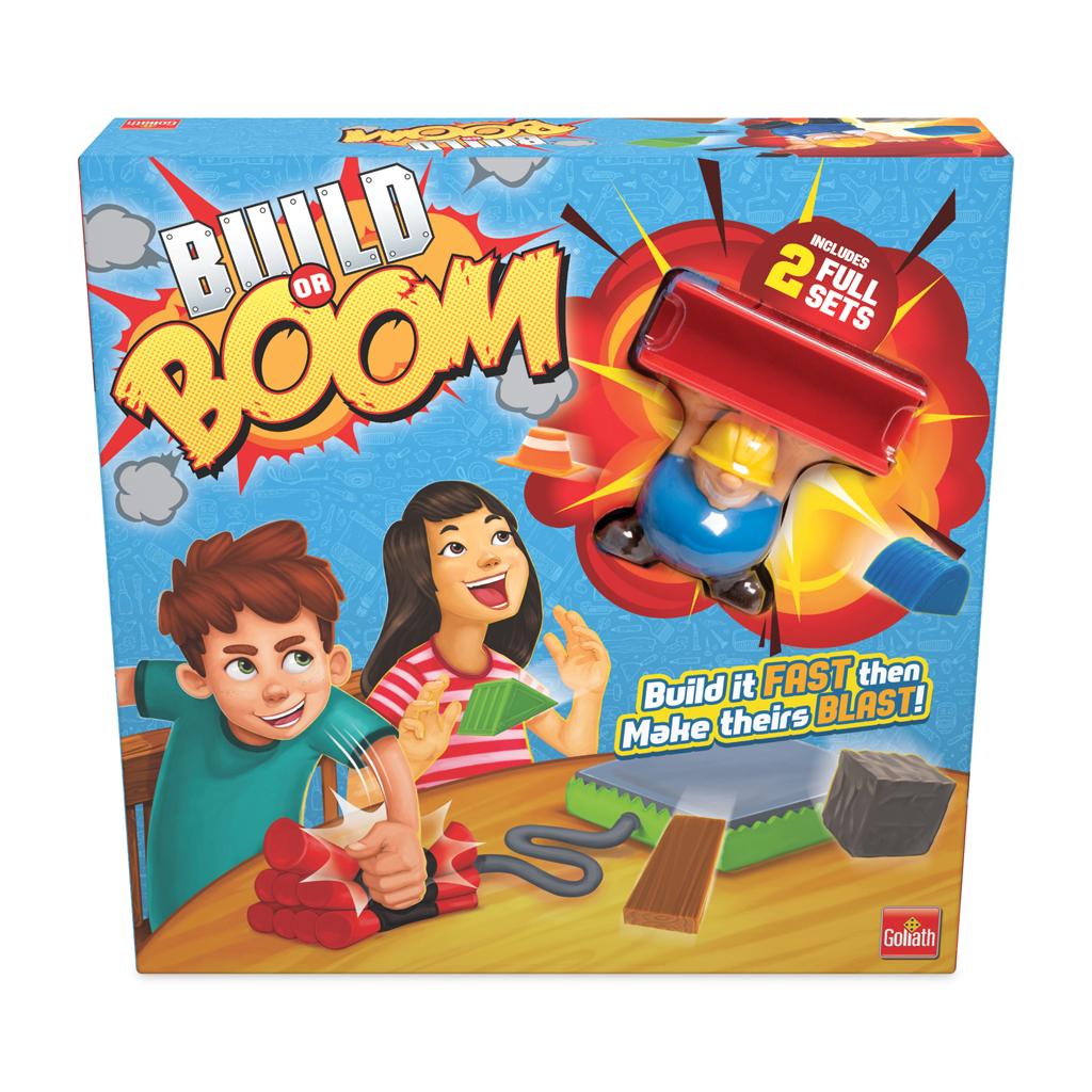 Afbeelding van Spel Build Or Boom