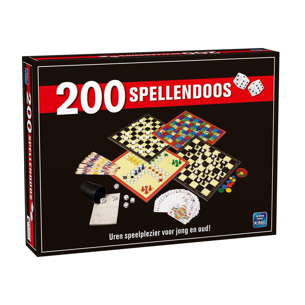 Afbeelding van Spel 200 Spellendoos