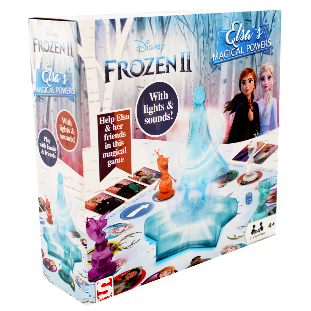 Afbeelding van Frozen 2 Elsa's Magic Powers Game