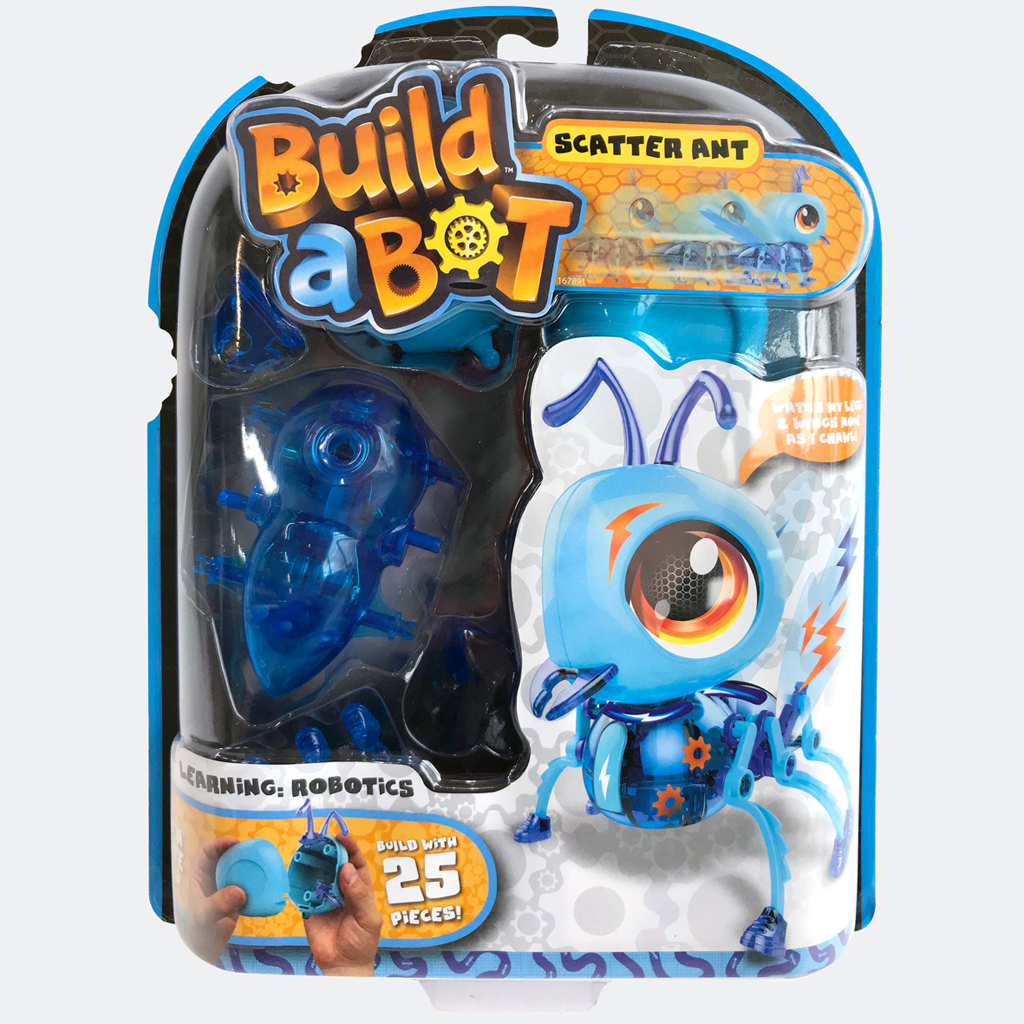 Afbeelding van Build a Bot Mier