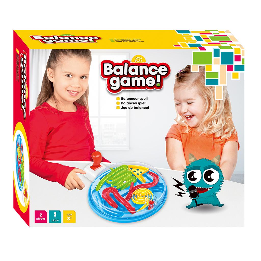 Afbeelding van Spel Balanceer Rond